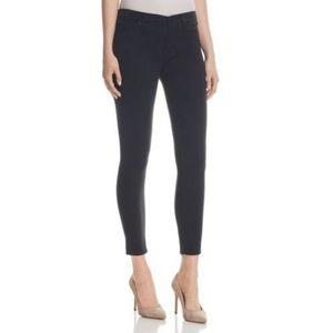 Hudson Nico Ankle Super Skinny Jeans Dark Beetle
